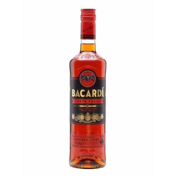 CARTA FUEGO | Bacardi Carta Fuego