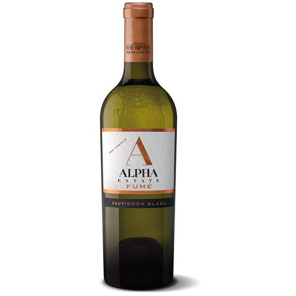alpha sauvignon fume | Κτήμα Άλφα Sauvignon Blanc Fume
