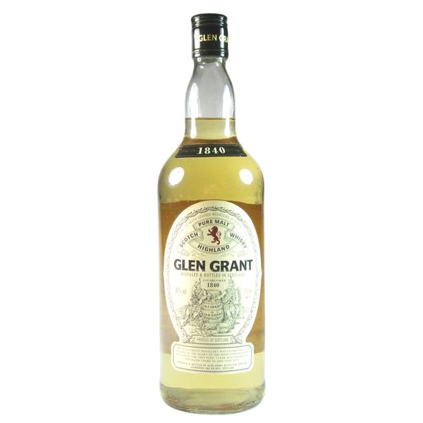 glen grant pure malt nas eight | Glen Grant Pure Malt