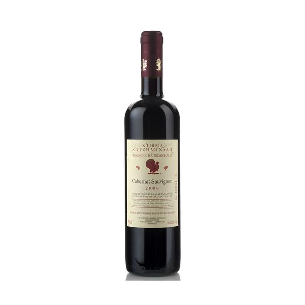 hatzimihali cabernet sauvignon | Κτήμα Χατζημιχάλη - Cabernet Sauvignon