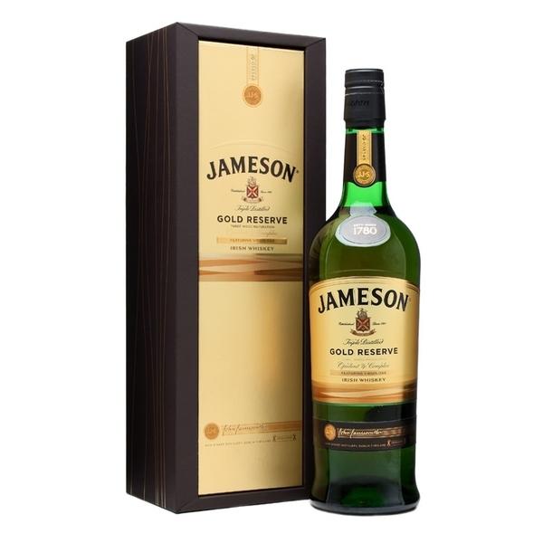 jameson gold reserve | Jameson Gold Reserve