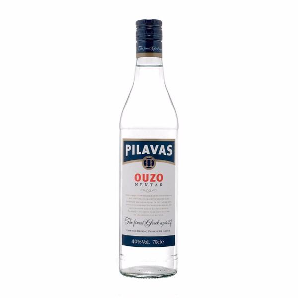 pilavas   Ούζο Pilavas