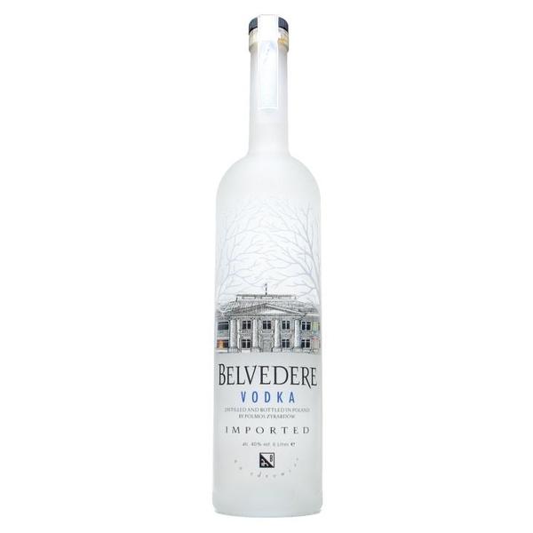 ruou vodka belvedere 6 lit 1   Belvedere Vodka 6L