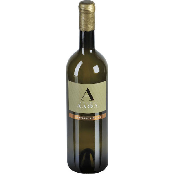 sauvignon blanc magnum alfa   Κτήμα Άλφα Sauvignon Blanc - Λευκός