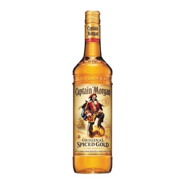 CAPTAIN MORGAN SPICED GOLD | Captain Morgan Spiced Gold