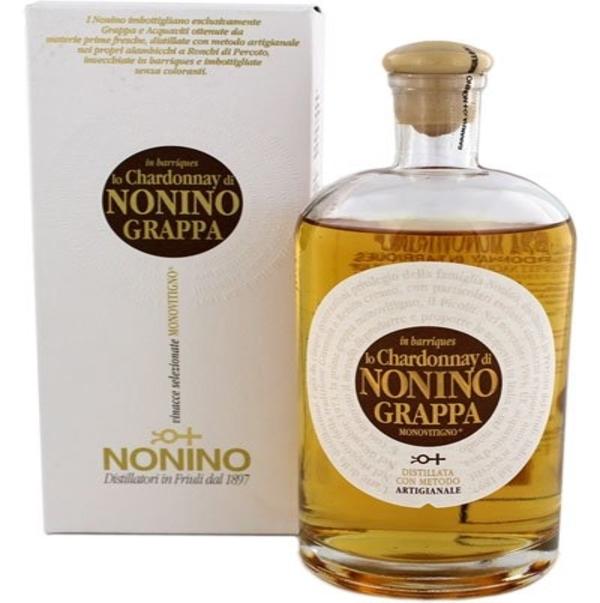 Webp.net resizeimage 12 1 1   Grappa Nonino Lo Chardonnay in barrique