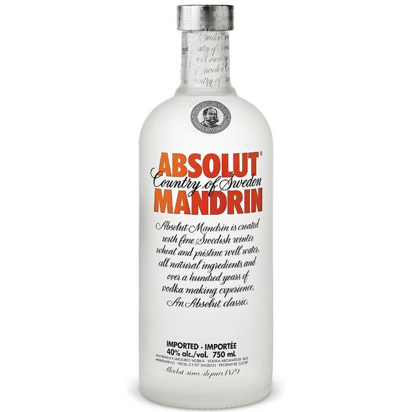 absolut mandrin vodka 2   Absolut Mandrin