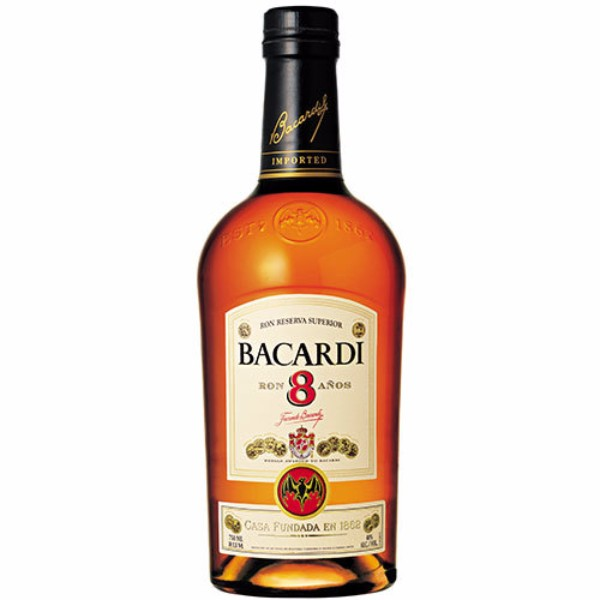 bacardi 8 | Bacardi 8 Anos