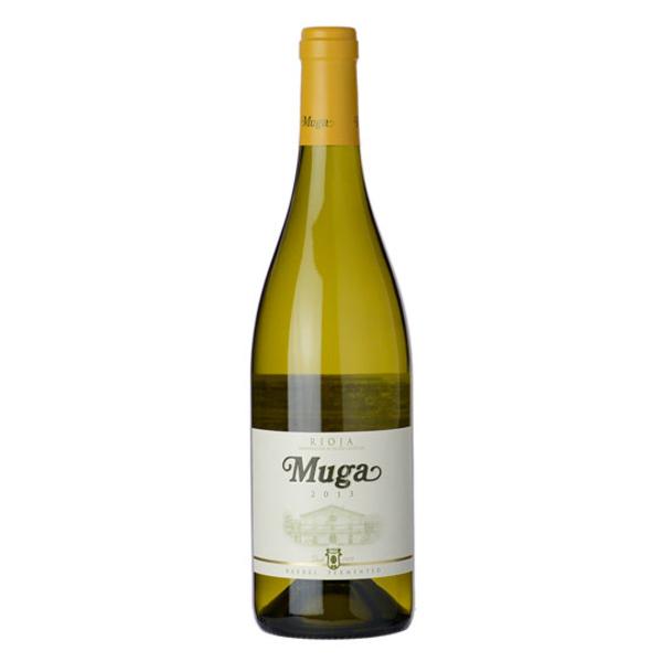 bodegas muga rioja | Bodegas - Muga Blanco Rioja