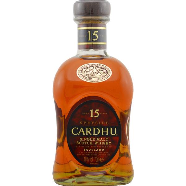 cardhu 15   Cardhu 15 Years Old