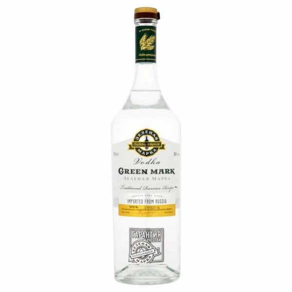 green mark | Green Mark Vodka