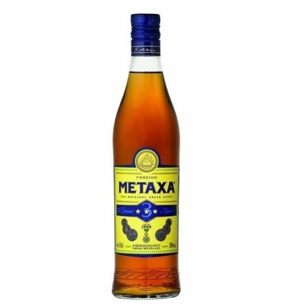 metaxa 3 | Metaxa 3* 0,7L