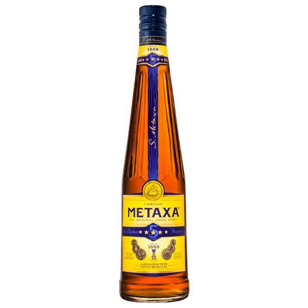 metaxa 5 | Metaxa 5* 1L
